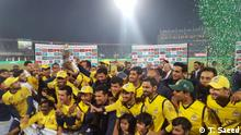 Pakistan Super League (PSL)finale in Lahore (T. Saeed)