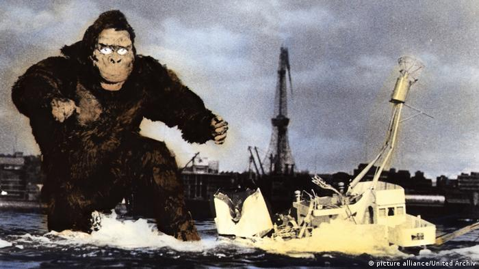 Film still from King Kong Escapes by Ishiro Honda (picture alliance/United Archiv)
