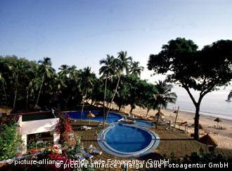 Goa is one of the most popular tourist destinations in India