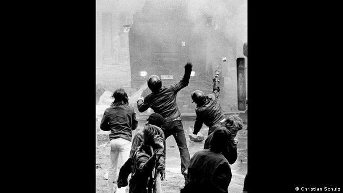 Протесты против визита Рональда Рейгана (1982)