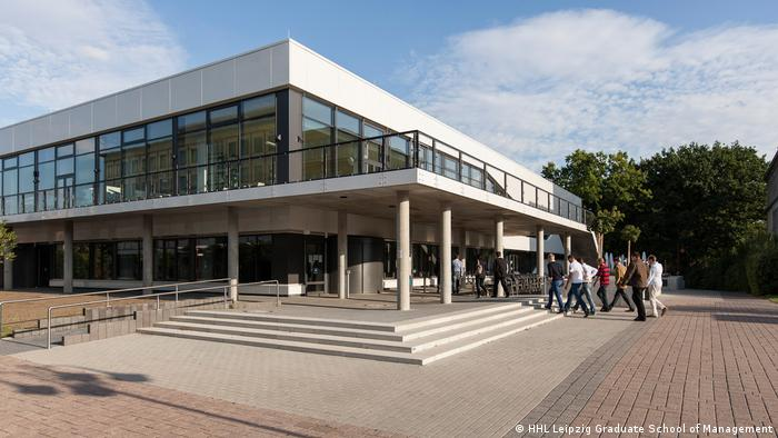 Лейпцигская высшая школа менеджмента - HHL Leipzig Graduate School of Management