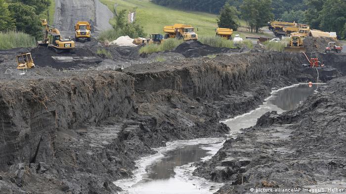 USA Kohleindustrie (picture-alliance/AP Images/S. Helber)