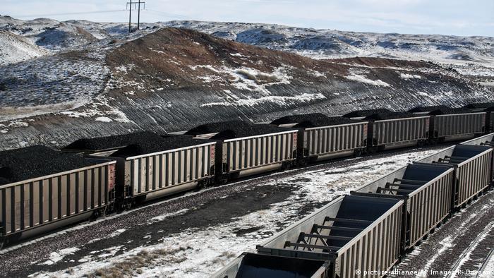 USA Kohleindustrie (picture-alliance/AP Images/R. Dorgan)