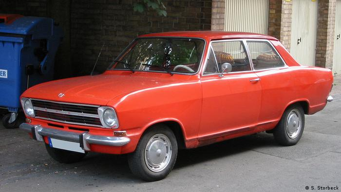 An Opel Kadett B (Photo: S. Storbeck)