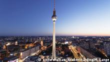Berlin Sehenswürdigkeiten Fernsehturm