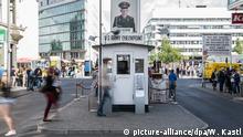 Berlin Sehenswürdigkeiten Checkpoint Charlie
