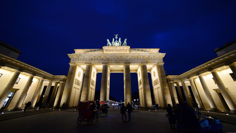 Das Brandenburger Tor Symbol Der Deutschen Geschichte Video Thema Lektionen Dw 02 05 2018