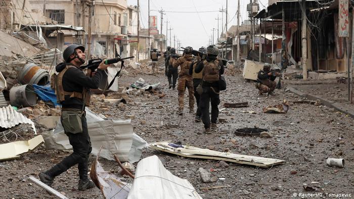 Retomada da sede do governo pelas tropas iraquianas poderá viabilizar início de ofensiva no oeste de Mossul