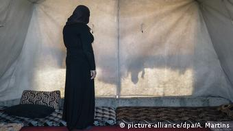 Duhok'ta IŞİD mağdurları için kurulan travma merkezi