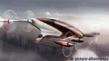 Fliegendes Auto Flugauto