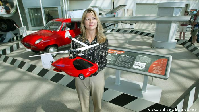 Fliegendes Auto Flugauto (picture-alliance/dpa/J.Froschauer)