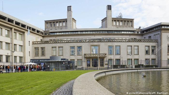 Niederlande Internationale Strafgerichtshofs für das ehemalige Jugoslawien   Internationaler Residualmechanismus