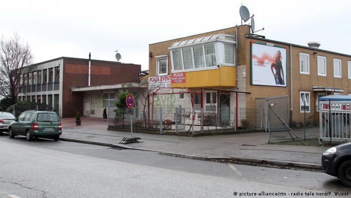 Deutschland Hamburg Plaza Event Center   geplanter Wahlkampfauftritt türkischer Außenminister Mevluet Cavusoglu