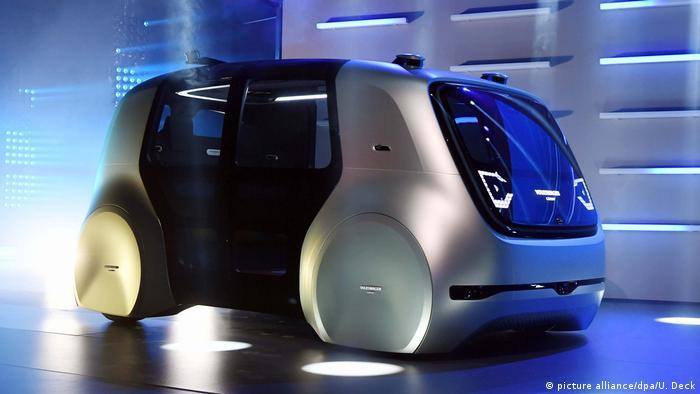 VW's Sedric concept car