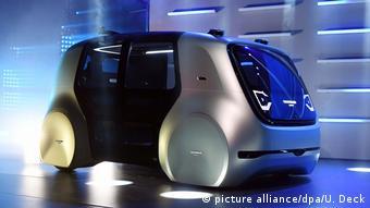 Πειραματικό μοντέλο αυτόματης οδήγησης από τη VW