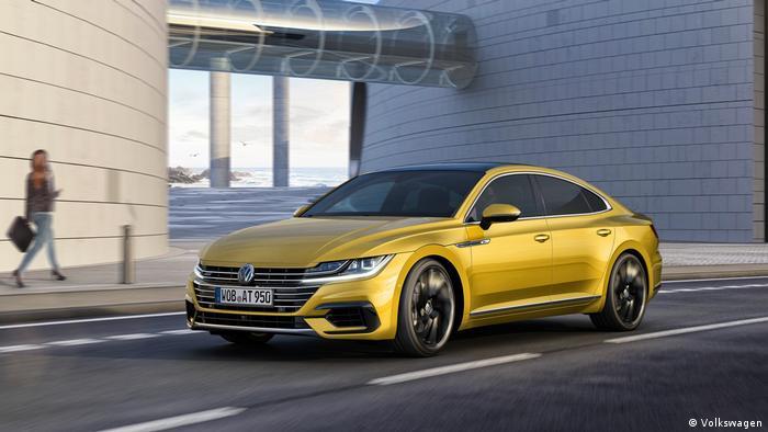 O novo Volkswagen Arteon