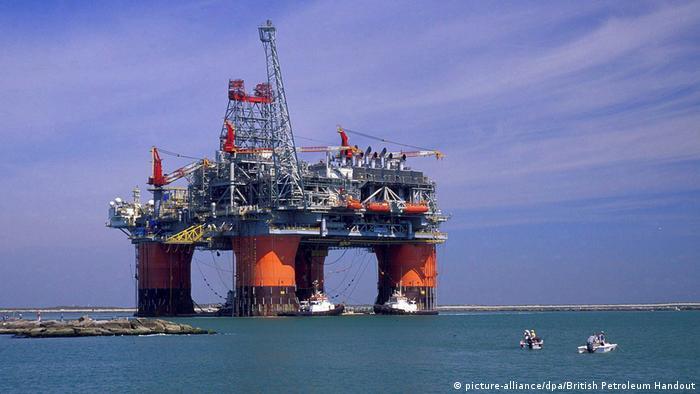 Golf von Mexiko - Hurrikan «Isaac» legt Ölproduktion lahm
