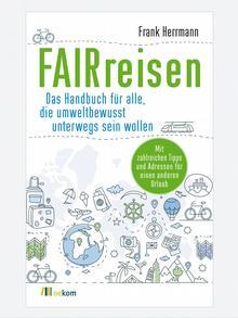 Buchcover FAIRreisen von Frank Herrmann