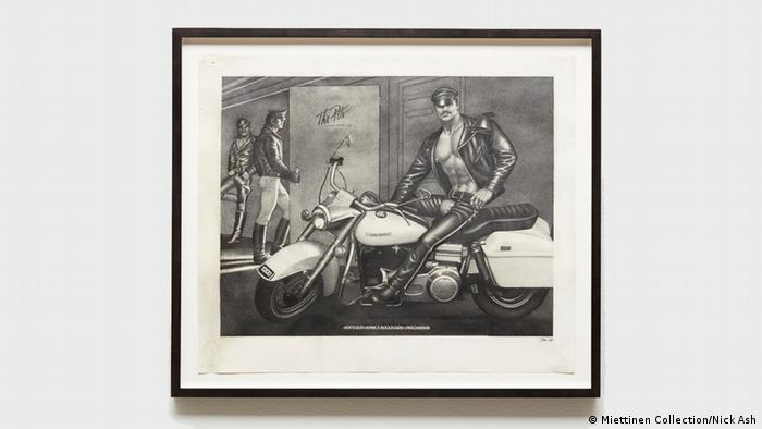 Tom of Finland's heroes in the Miettinen Collection (Miettinen Collection/Nick Ash)