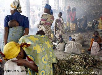 El Informe destacó la situación que enfrentan las mujeres congolesas.