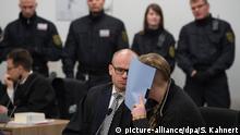 Deutschland Dresden - Prozess gegen die Gruppe Freital