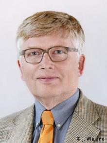 Joachim Wieland Rektor Deutsche Universität für Verwaltungswissenschaften Speyer