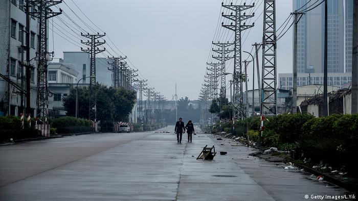 Ghost Cities China Dongguan (Getty Images/L.Yik)