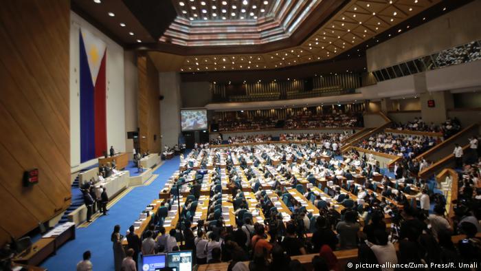 Philippinen Gesetz Wiedereinführung Todesstrafe