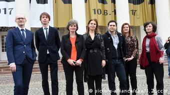 Team der documenta 14 (picture-alliance/dpa/U. Zucchi)