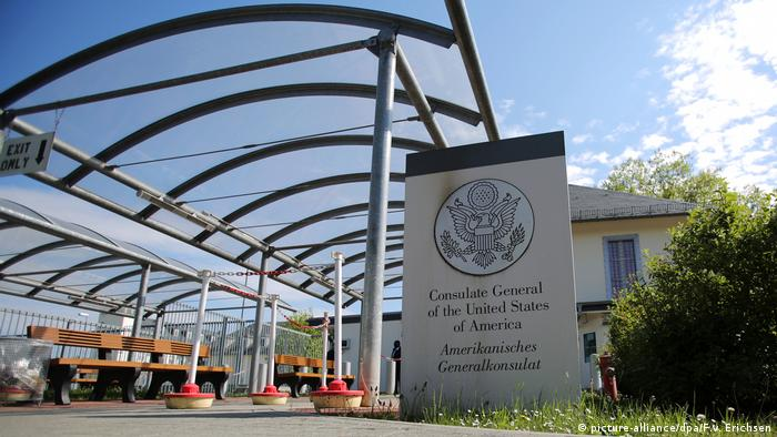 US-Generalkonsulat in Frankfurt am Main