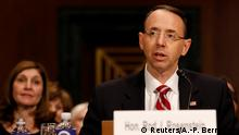 USA Rod Rosenstein