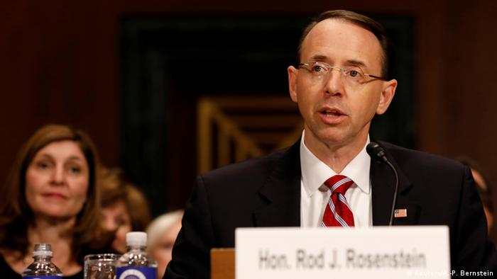 USA Rod Rosenstein (Reuters/A.-P. Bernstein)