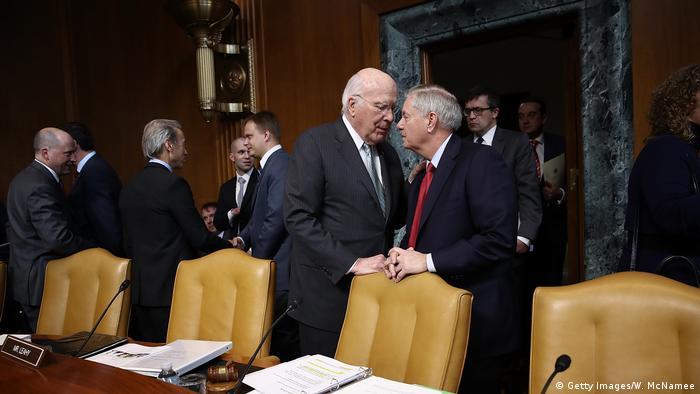 Senator Lindsey Graham (R)