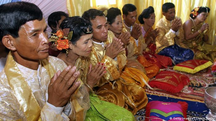 Cham Bak Community Kambodscha (Getty Images/T.Chhin Sothy)