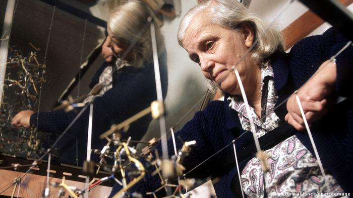 Dorothy Hodgkin (picture-alliance/dpa/Leemage)