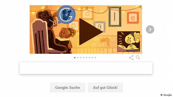 Google Doodle Internationaler Frauentag 2017 (Google)
