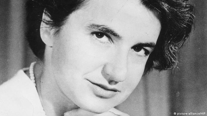 Rosalind Franklin (picture-alliance/HIP)