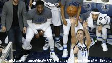 USA Dirk Nowitzki Dallas Mavericks - Los Angeles