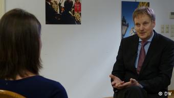 Андрей Рихтер в программе Немцова.Интервью