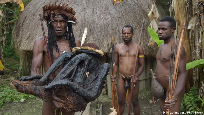 Indonesien Papua Kulturfestival