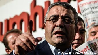 Türkei Sezgin Tanrikulu (Getty Images/AFP/O. Kose)