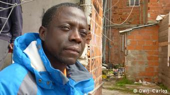 Portugal - Afrikaner in Lissabon | Salimo Mendes