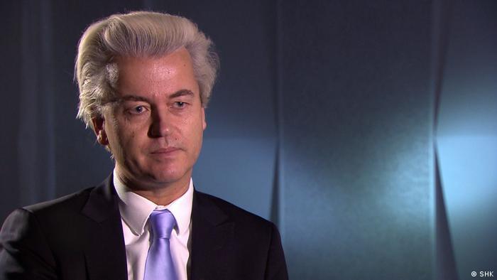 Wer ist Geert Wilders (SHK)