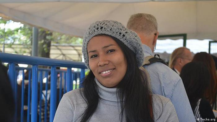 Esther Rodríguez, Panamá.