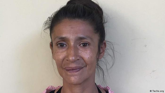 Rita Mendoza, Paraguay.