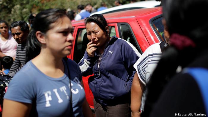Guatemala San Jose Pinula Brand in Kinderheim (Reuters/S. Martinez)