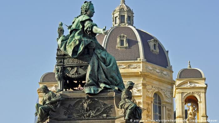 REISE Maria Theresia (picture-alliance/picturedesk.com/W. Gredler-Oxenbauer)