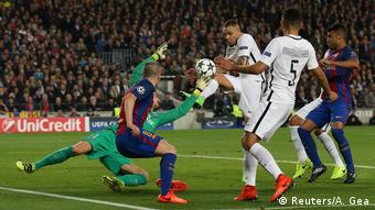 UEFA Champions League FC Barcelona - Paris St. Germain