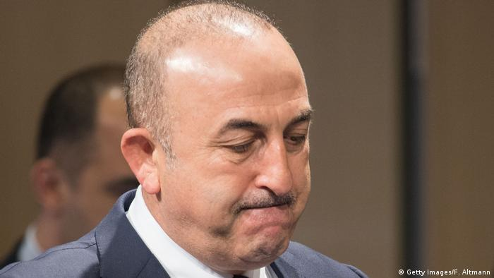 Mevlüt Cavusoglu (Getty Images/F. Altmann)