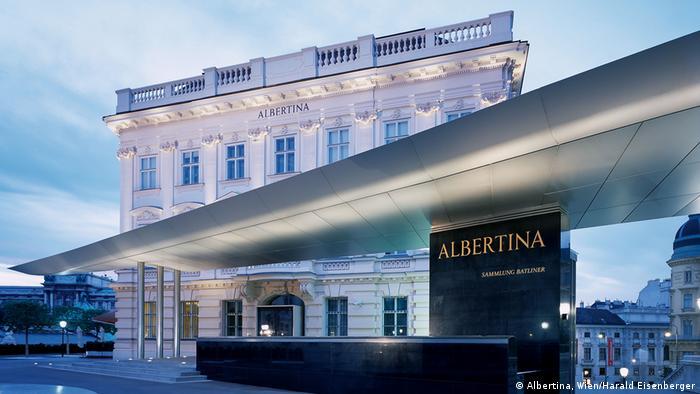 Albertina in Vienna (Albertina, Wien/Harald Eisenberger)